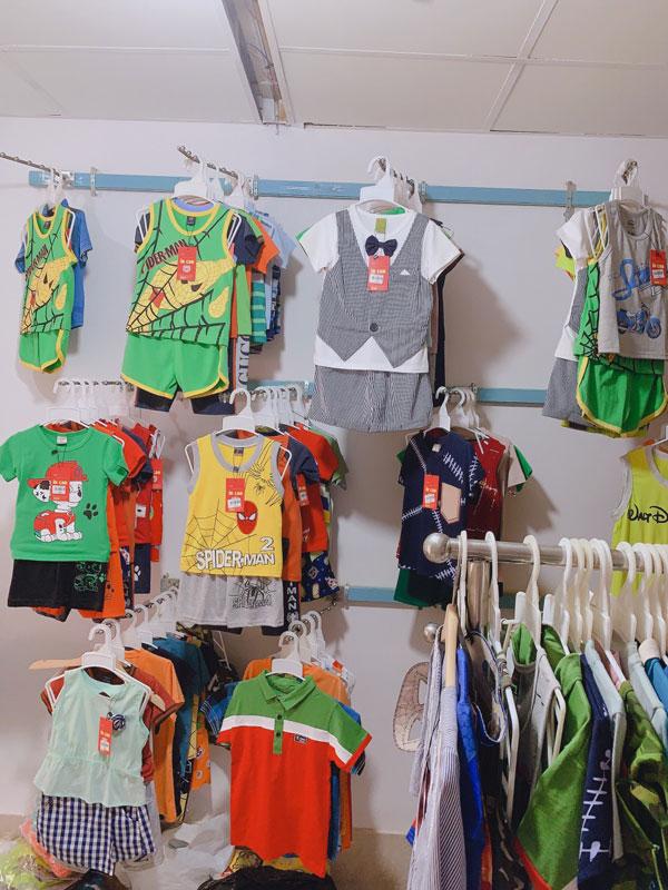 Sang nhượng  Shop Quần áo Mẹ Bầu và  trẻ em