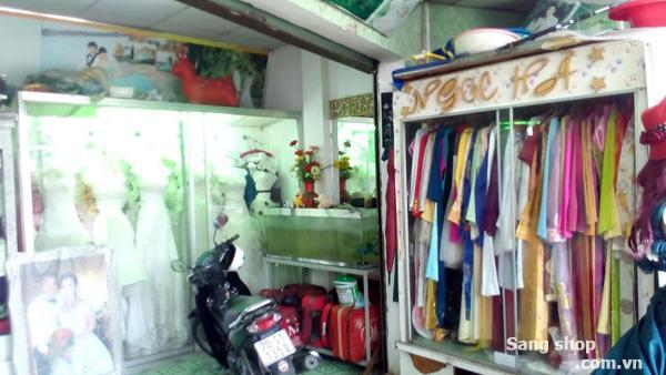 Sang shop áo cưới mặt tiền quận Thủ Đức