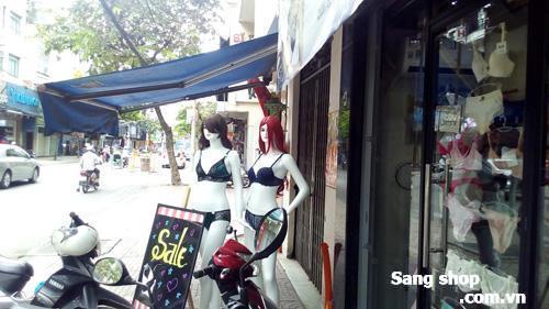 Sang mặt bằng shop mặt tiền Nguyễn Đình Chiểu