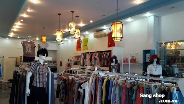 Sang shop thời trang nam nữ đường Thống Nhất