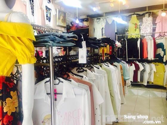 Sang shop 2 mặt tiền đường Bà Hạt