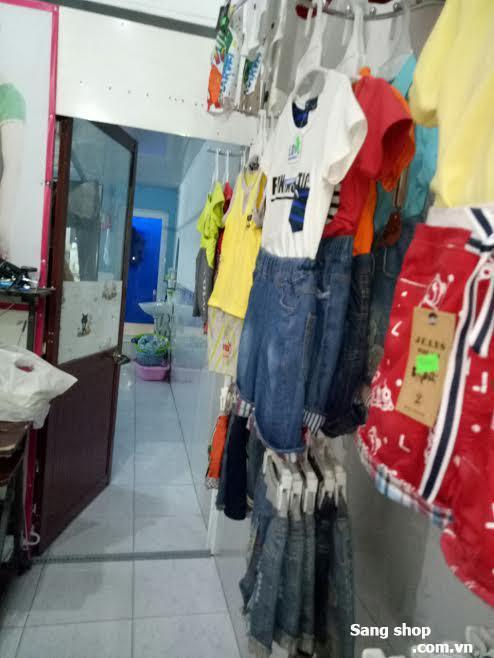 Sang shop mặt tiền Phan Văn Hớn quận 12