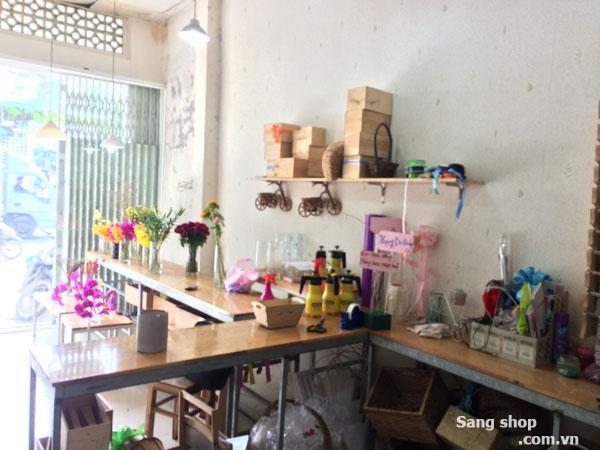 Sang Shop hoa mặt tiền Lê Đại Hành