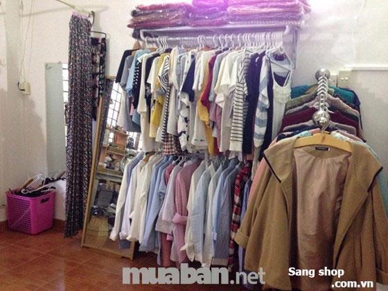 Sang Shop và Nhượng quyền thương hiệu Shop thời Trang Phong Cách Nhật