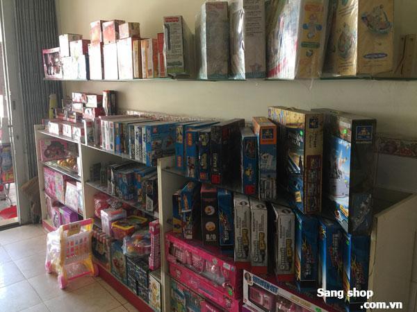 Sang shop đồ chơi trẻ em hoặc cho thuê nhà NC