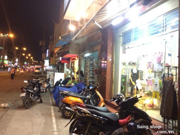 Sang Shop Mẹ Và Bé mặt tiền đường XVNT
