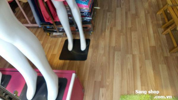 Sang shop đầm bầu hoặc sang mặt bằng tại CMT8 Q. 10