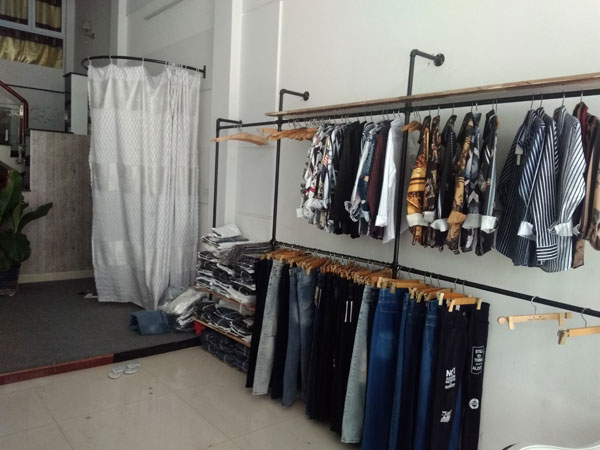 Cần sang shop thời trang nam