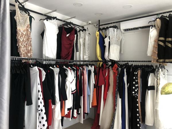Sang Gấp Shop thời trang Nữ mặt tiền chợ Bàn Cờ