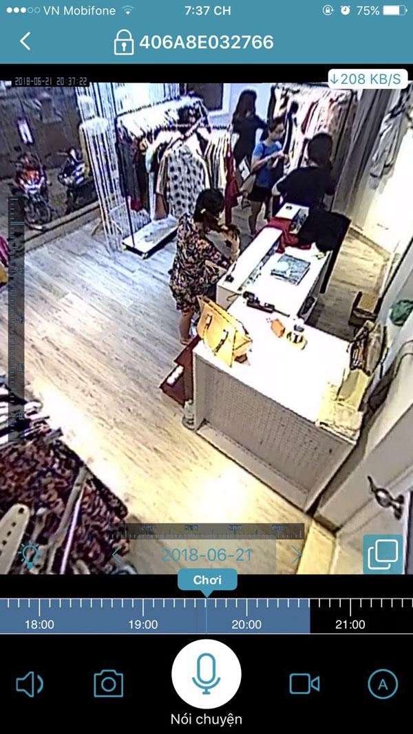 Sang shop thời trang Quận Phú Nhuận
