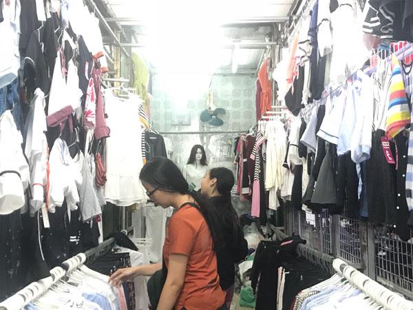 Sang shop 09 Chợ Hạnh Đông Tây.Gò Vấp
