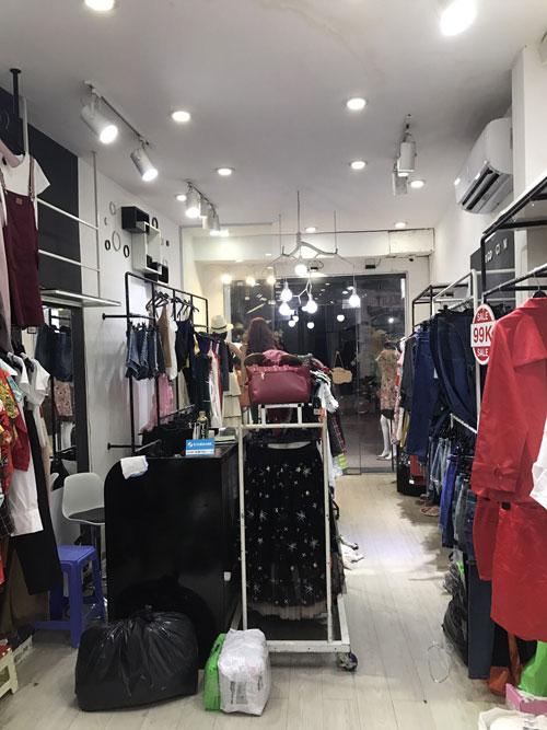 Sang shop thời trang Thailand cao cấp