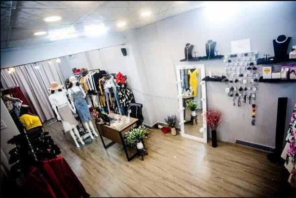 Sang shop thời trang mặt tiền Bà Hạt--Quận 10