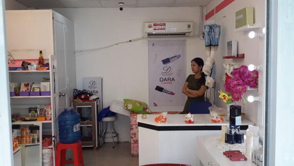 Cần sang shop mỹ phẩm số 3 đường số 9 P. Bình Thọ