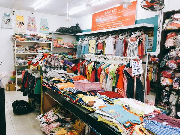 Sang Shop Thời Trang Trẻ Em