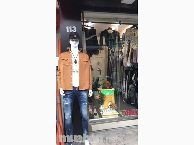 Cần sang gấp shop thời trang Nam+ Nữ