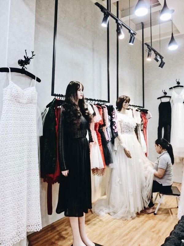 Sang nhượng lại MB shop thời trang áo cưới