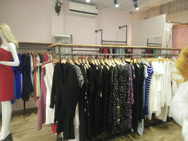 Sang shop thời trang Nữ