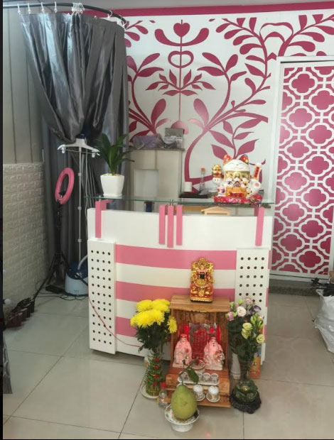Sang Shop thời trang Nữ q.Tân Phú
