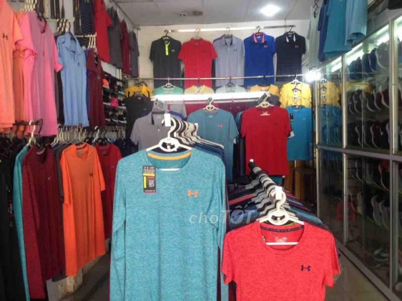 Sang Shop Thể Thao đang kinh doanh hoạt động ổn định