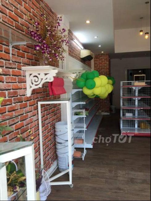 Sang gấp shop hoa tươi và nông sản sạch giá rẻ