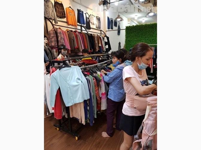 Sang shop gấp shop thời trang