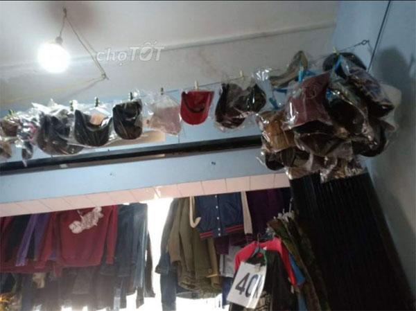 Sang lại Shop đồ Si quần áo, váy đầm, nón, dép