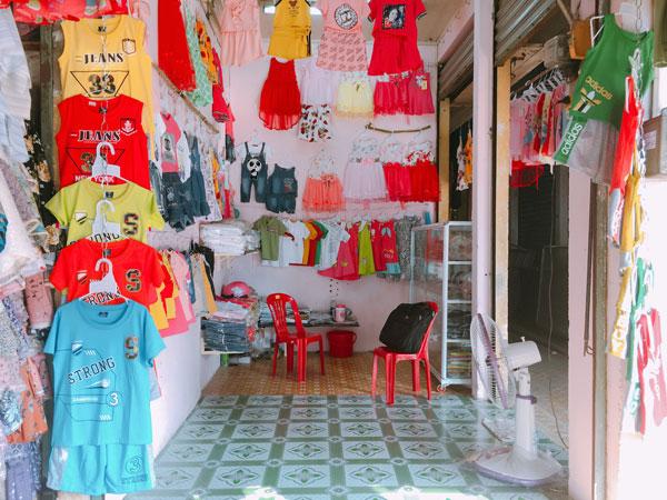 Sang Shop - Kiốt Quần Áo Trẻ Em , Chợ Lái Thiêu