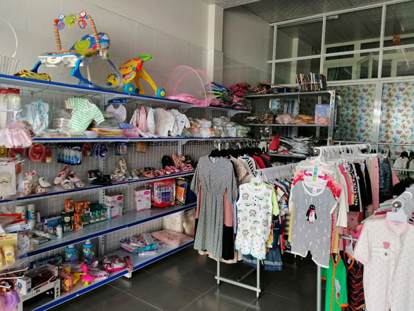 Cần sang lại Shop Thời Trang