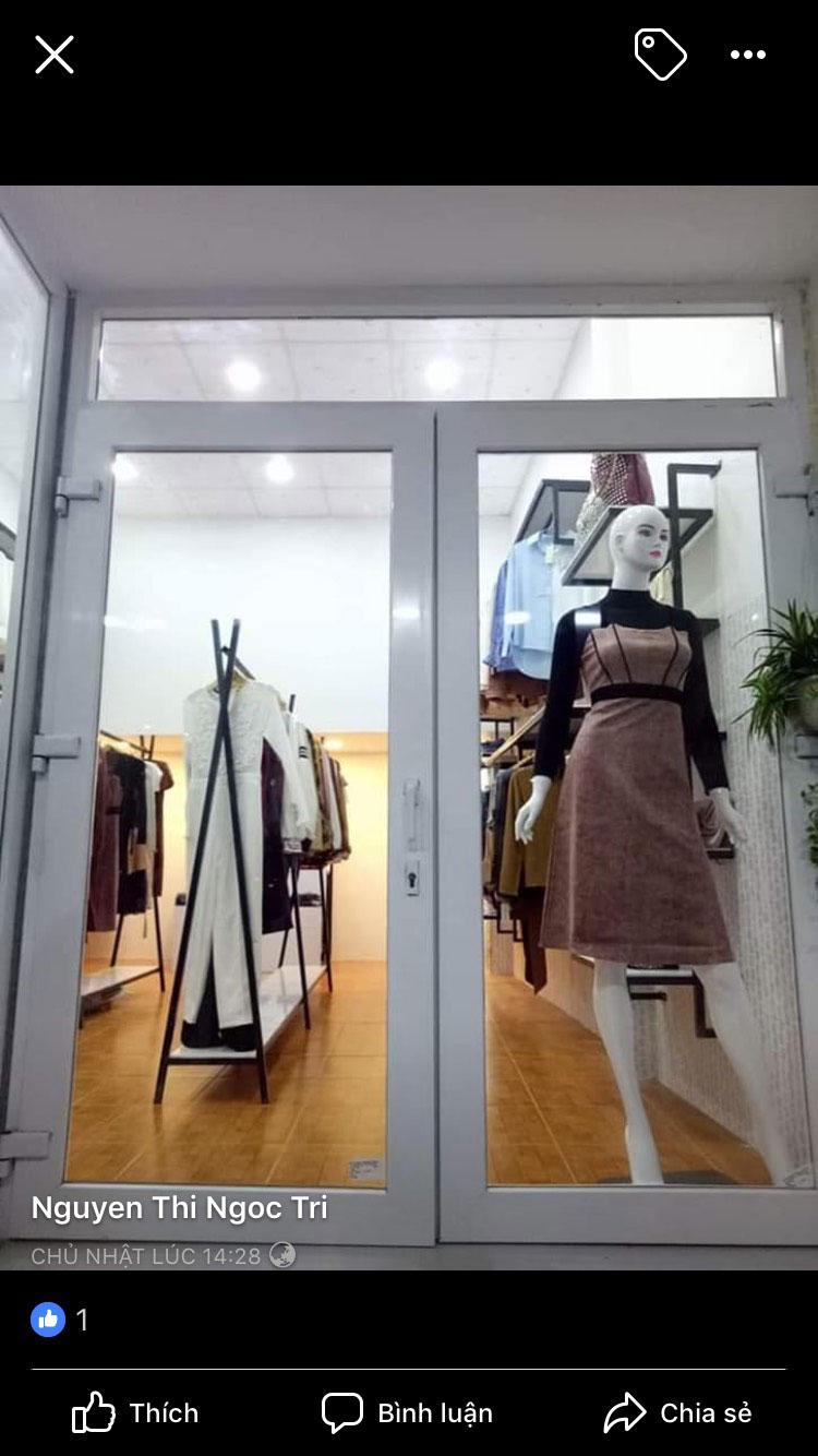 Cần sang lại shop thời trang đang hoạt động kinh doanh tốt