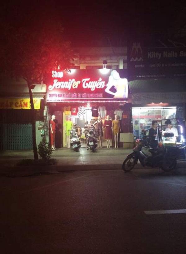 Sang Shop thời Trang Nữ 10C Lũy bán Bích, Tân Thới Hòa, Tân Phú.
