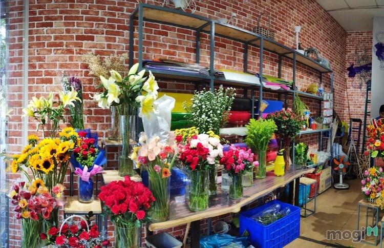 Sang shop hoa Vị trí cực đẹp quận 11