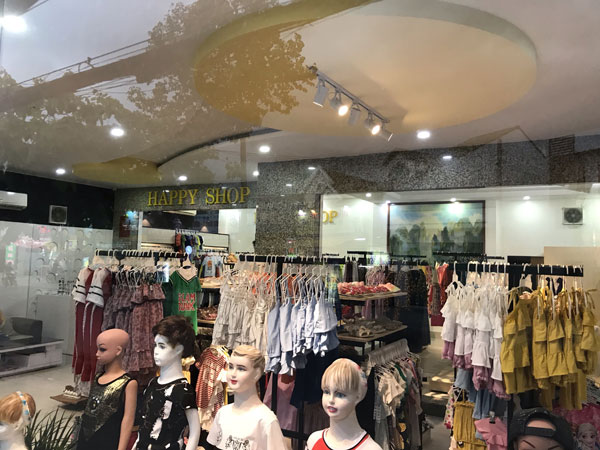 Sang shop thời trang mặt tiền Nguyễn Ảnh Thủ
