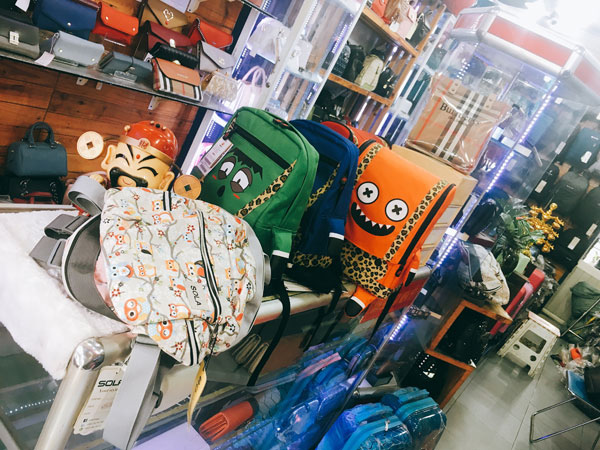 Sang Shop Túi Xách + Balô bán dược hơn 5 năm