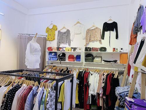 Sang nhượng mặt bằng hoặc shop thời trang