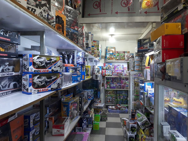 Cần sang nhượng lại shop đồ chơi trẻ em: