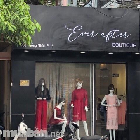 Sang shop shop thời trang thiết kế cao cấp