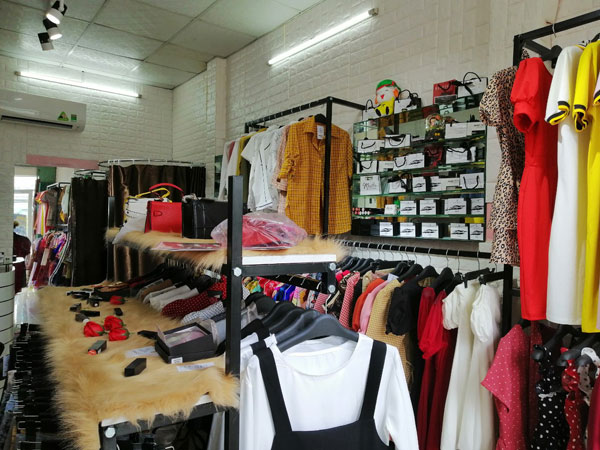 Sang shop thời trang quận 7