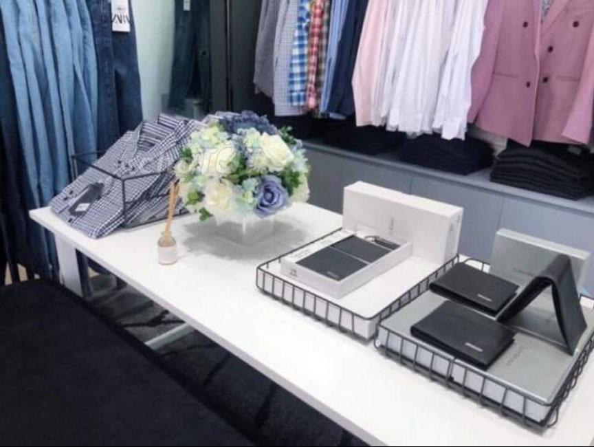 Sang gấp shop Quần áo Nam(45m2)