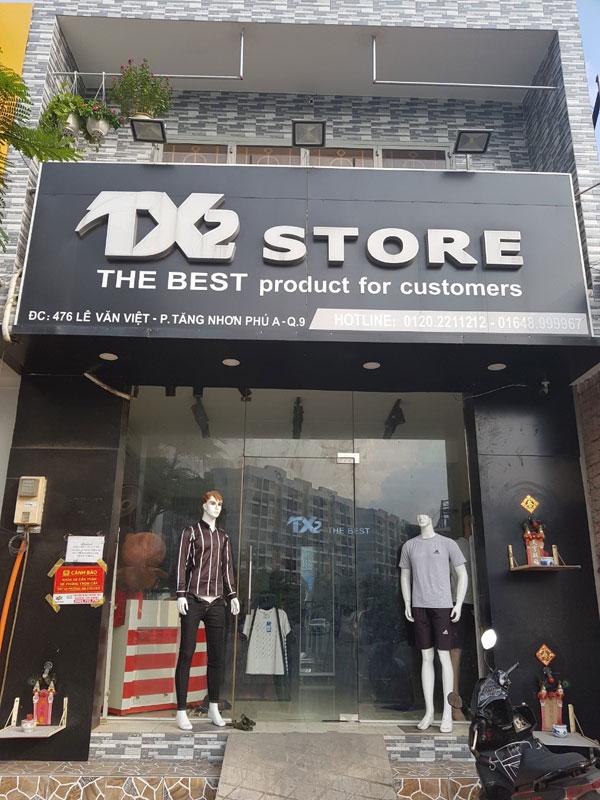 Sang shop đang kinh doanh ổn định