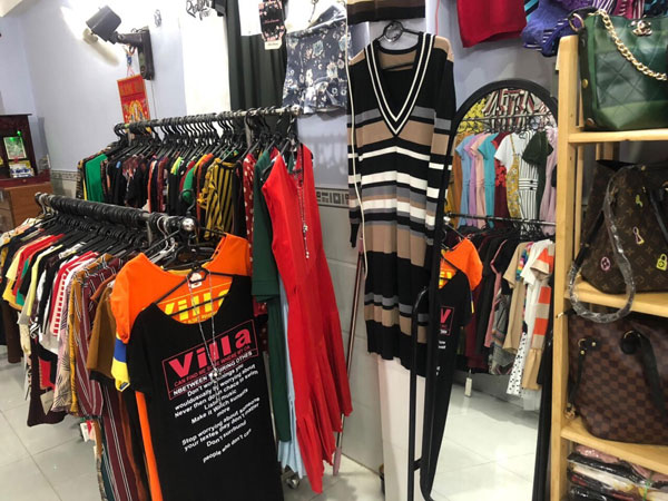 Sang shop quần áo đầm và  phụ kiện
