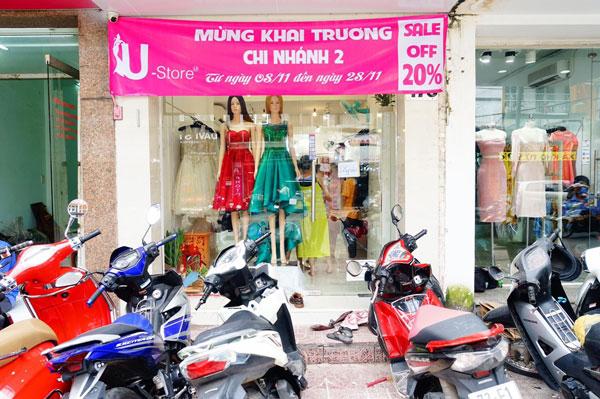Sang shop thời trang thiết kế - đầm dạ hội - đầm cô dâu