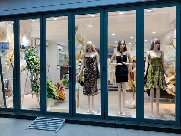 Chuyển đổi kinh doanh nên sang shop thời trang nữ