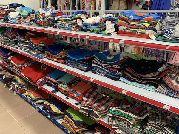Cần sang gấp shop quần áo xuất khẩu trẻ em