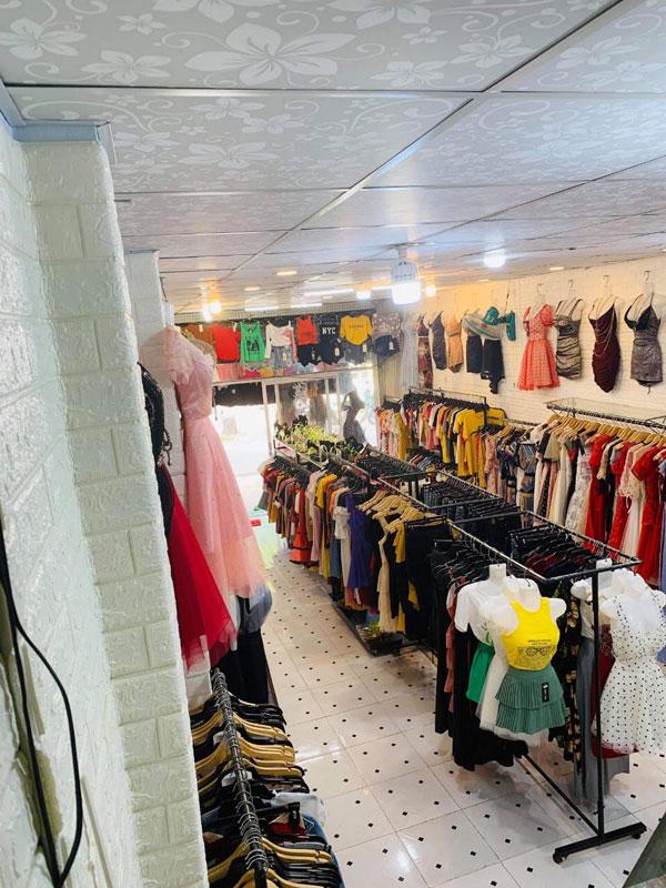 Cần sang shop thời trang nữ