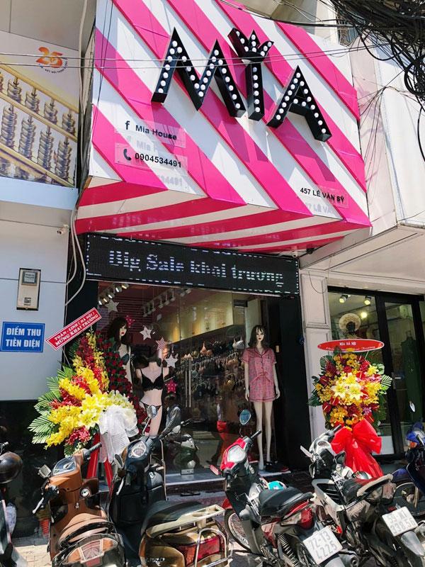 Sang shop khu phức hợp kinh doanh sầm uất