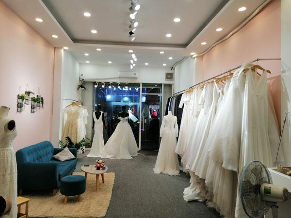 Sang Shop Áo Cưới 208 Hồ Văn Huê, Phú Nhuận