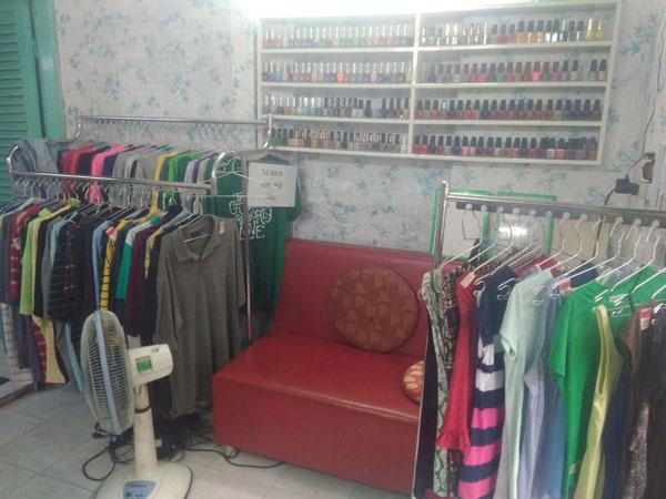 Sang shop quần áo Và Tiệm Nail