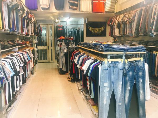 Sang Shop Quần Ái Thời Trang Quảng Châu