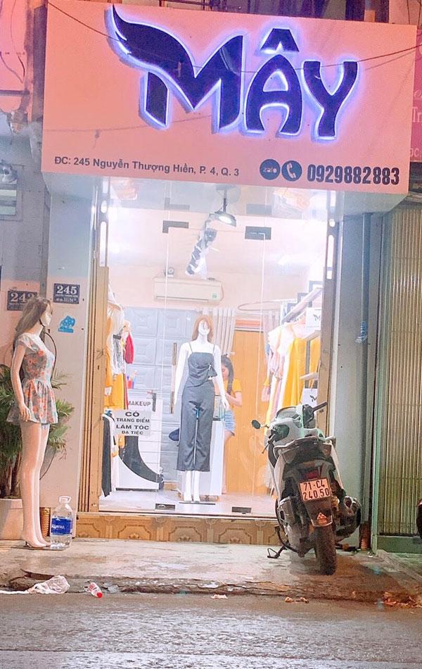 Sang Shop TT Nữ Hàng Quảng Châu , Thiết Kế